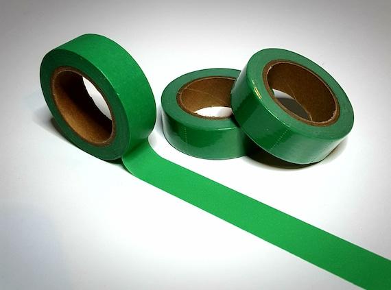 Washi Tape Sample 15mm x 3m Glitzer Weekdays von Monday bis Sunday in Gold Nr.21