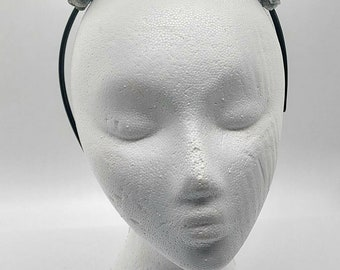 Cat Ear Crochet Headband