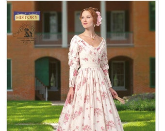 c5512cdc80d56 Misses' Victorian 19th Century Historical Dress, Southern Belle Gown Costume,  Cosplay - Butterick Sewing Pattern B5832