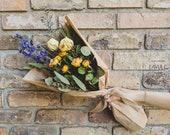 Dried Flower DIY Pack/Dried Rose/Eucalyptus/Caspia/Larkspur/Dried Flower Bouquet/Wedding Flower/Home Decor/Mix Flower/Gift Bouquet/Botanical