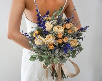 FINAL ONE! Wedding Floral, Wedding, Accessories, Wedding Bouquets, Dried Flower Bouquet, Flower Bouquet, Dried Flowers, Dried Floral Bouquet