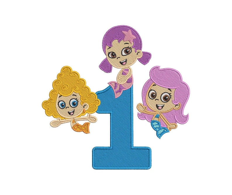 Images of Bubble Guppies Oona - Siftnlp