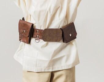 Luke Skywalker Belt, Jedy Belt, Birthday Outfit, Handmade Gift For Boys, Cosplay Belt, Cosplay Accessory, Ready to Ship.