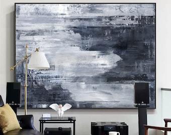 fa62bc564ff Black White Painting