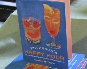 Peterson's Happy Hour hardcover gift book