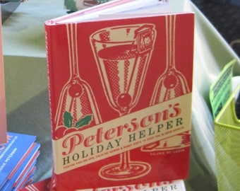Peterson's Holiday Helper hardcover gift book