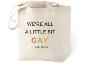 b132e0bd12 Harry styles bag   Etsy