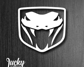 Viper decal | Etsy
