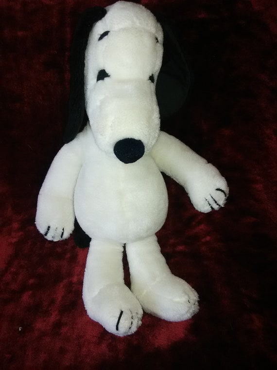 Snoopy 1968 United Feature Syndicate 19 Inch Etsy