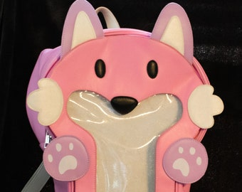 Ita-Mals Ita Bag Backpacks Star Pink Fox