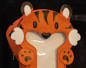 Ita-mals Ita Bag Backpack Tiger
