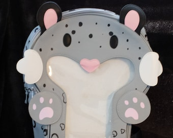 Ita-Mals Ita Bag Backpack Snow Leopard
