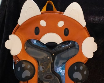 Ita-mals Ita Bag Backpack Red Panda