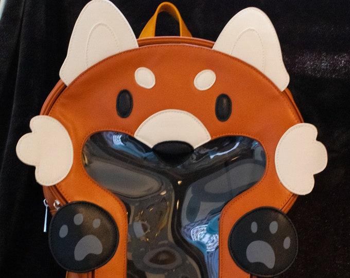 Featured listing image: Ita-mals Ita Bag Backpack Red Panda