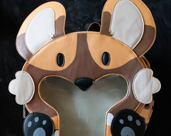 Ita-Mals Ita Bag Backpack Wilde African Wild Dog