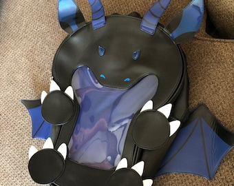 Ita-mals Ita Bag Backpack Dragon