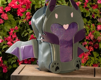 Ita-mals Ita Bag Backpack Bat