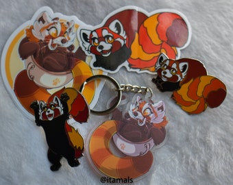 Sakura Red Panda Starter Kit