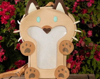Ita-mals Ita Bag Backpack Cat
