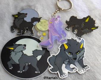 Howl the Werewolf Starter Kit