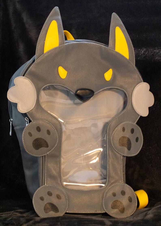 Ita-mals Ita Bag Backpack Werewolf