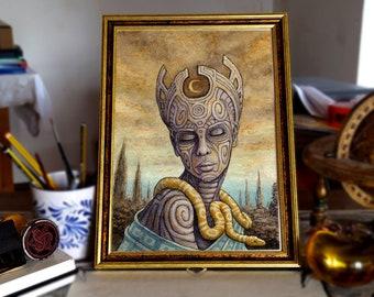 Eclipse | Original Artwork