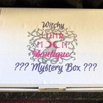 Witchy - Mystery Box - For Witchcraft - Crystals, Rituals, Spells, Jewellery, Altar Tools, Incense & More - Pagan / Wiccan / Witchcraft