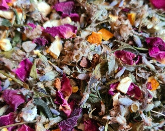 Ritual Loose Herbal Incense Custom Made For Any Sabbat, Wiccan, Pagan, Witchcraft, Witch, Samhain, Yule, Beltane, Mabon, Litha etc
