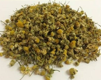 Chamomile Flowers Dried Herb, Pagan, Wiccan, Witchcraft, Spells, Rituals, Divination, Incense, Apothecary, Witch