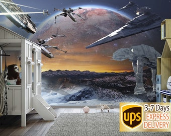 Star Wars Wallpaper Etsy