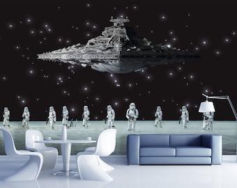 Star Wars Wallpaper Etsy