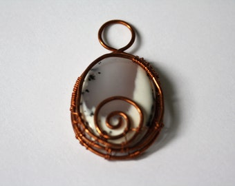 Wrapped In Copper By AH