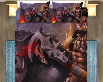 World Of Warcraft 2 Etsy