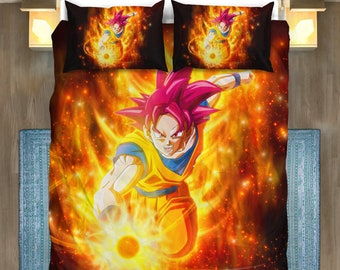 Goku Super Saiyajin Etsy