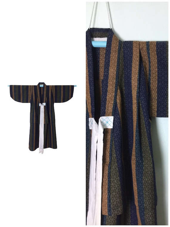 Unworn Authentic Japanese Kimono Yukata in Unique