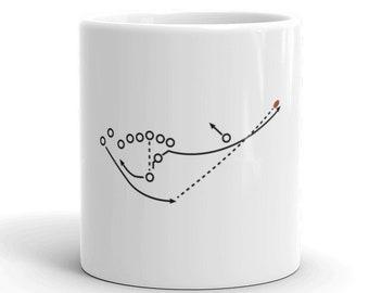 Philly Special Super Bowl Nick Foles Philadelphia Eagles Gift Coffee Mug ba09c38fde