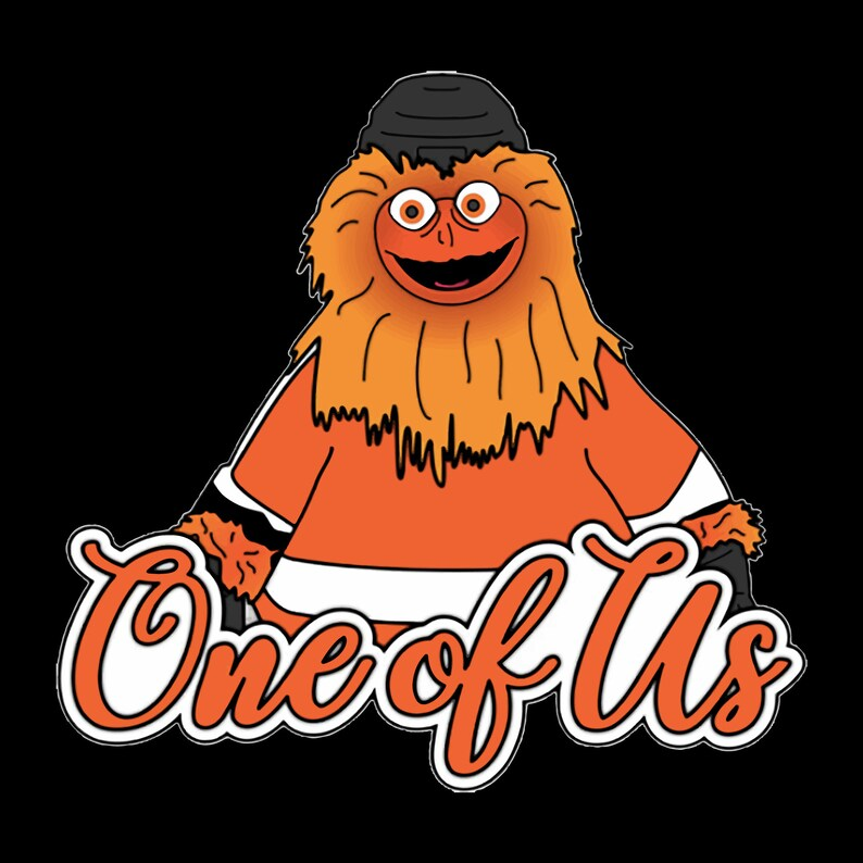 The Gritty Mascot Philadelphia Flyers Fan Shirt T-Shirt  eeaab9af7