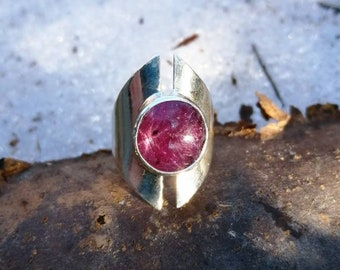 AMETHYST BRACELET adjustable craft unique natural stone semi precious Lithotherapy hippie Boheme witch Celtic Viking spirituality