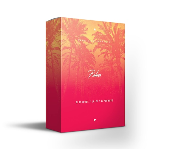 Oldschool Hip-Hop Essentials 1 - Palms (Sound Library / Sample Kit)
