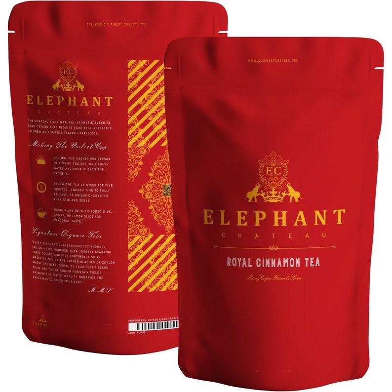 Royal Cinnamon Black Tea High Grade Ceylon Cinnamon  image 0