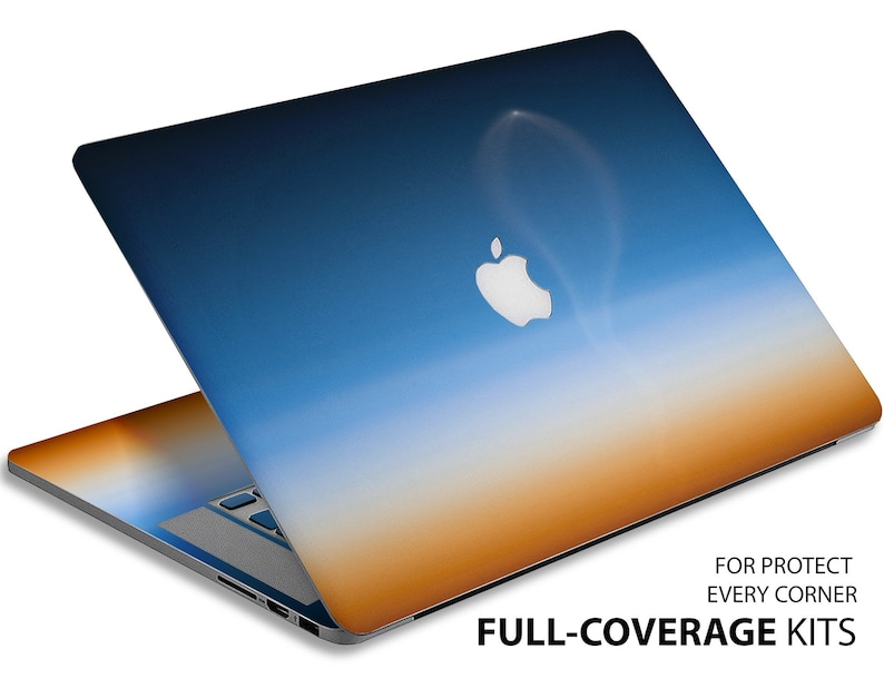 SpaceX rocket launch - protective vinyl sticker kit for the Apple MacBook  Air - Pro or Pro with Retina Display (Choose Version)