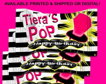 Ring Pop Party Favor - Bridal Shower Favor - Engagement Party - Party Favors - Wedding Favors - Digital File - Party Printables