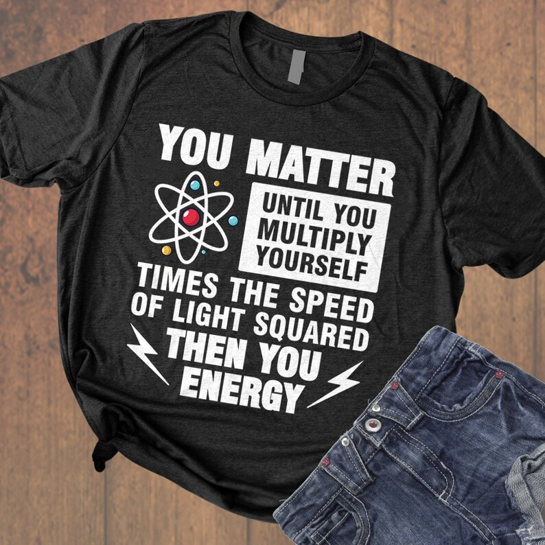 44e096e01 You Matter Until You Multiply Yourself Times The Speed Of   Etsy