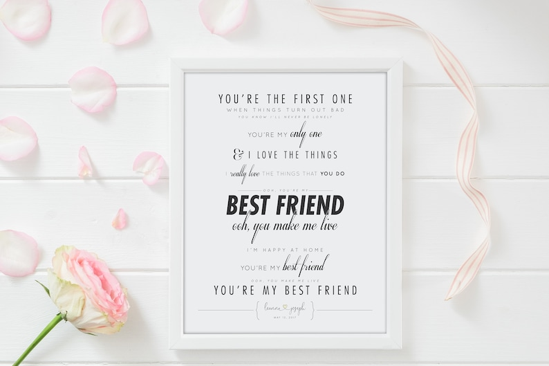 50 things i love about my best friend