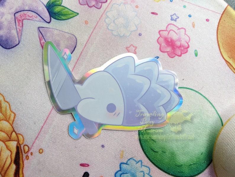 IN STOCK: Snom Pokemon Sticker  Ice Type  Gen 8 Galar Region image 0