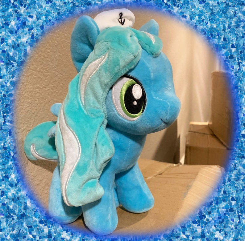 Limited QTY Sea Sailor Plush  Partnership with Seabronies image 0