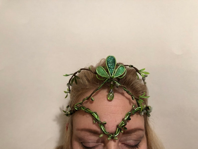 Noelle the Forest Princess Tiara