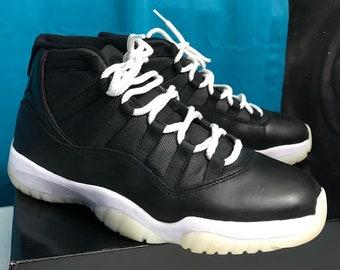 Custom Paint Authentic Jordan 11s 4a33a0d2c