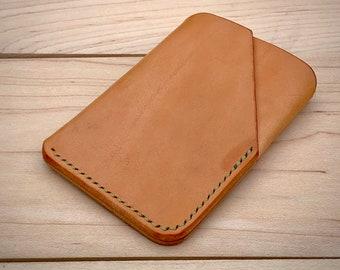leather wallet, wallet, minimalist wallet