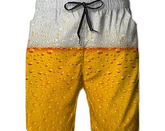f7e60d0d12 Beer shorts men shorts sexy shorts summer winter unisex shorts 2019 gift